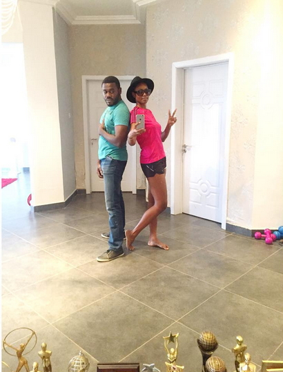 yvonne nelson house