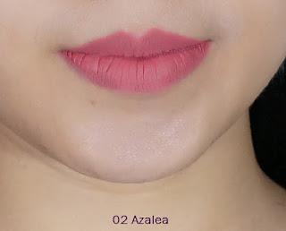 02, Azalea