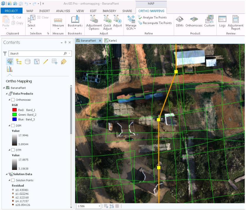 Đánh giá: Phần mềm xử lý ảnh UAV | P-GIS