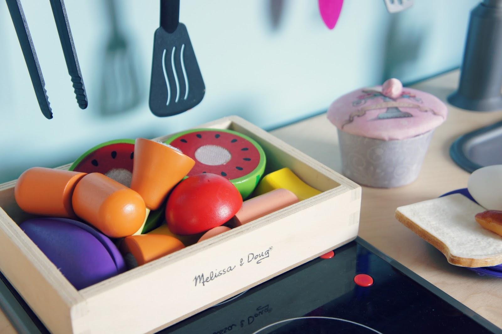 Zabawkowa kuchnia Duktig z Ikea  czy warto kupić? Moja
