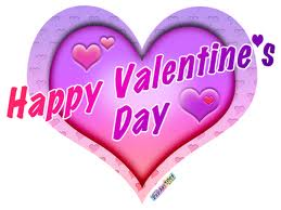 *HAPPY  ST. VALENTINE'S DAY!!!!
