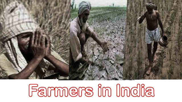 Problems faced by farmers in india