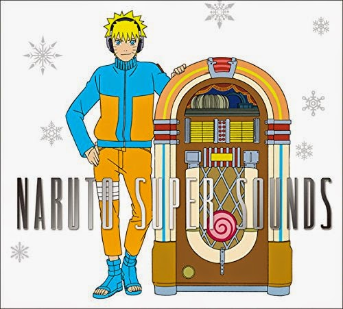 [MUSIC] NARUTO SUPER SOUNDS (2014.11.26/MP3/RAR)