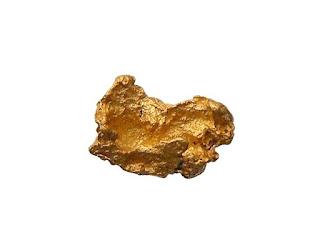 pepita de ouro de Moçambique