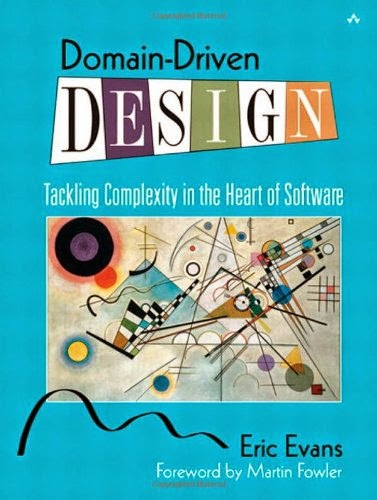 great book on domain driven design