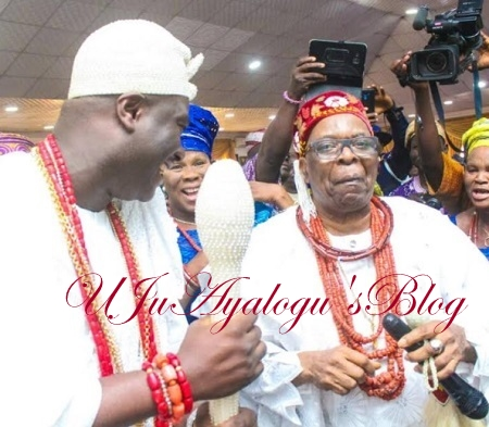 Oba Aromolaran of Ijeshaland Visits Ooni, Says He's Uncommonly Revered Monarch