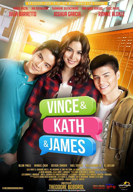 vince and kath and james watch