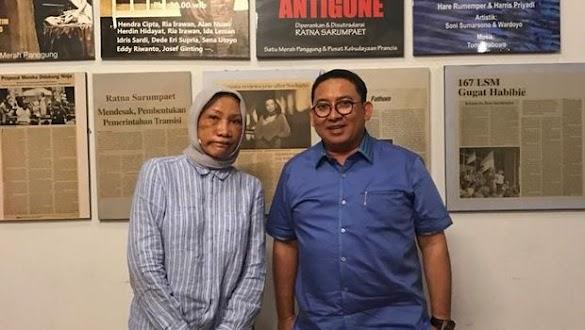 Singgung Polri Cepat Tangani Hoax Ratna, Fadli: Harus Masuk MURI