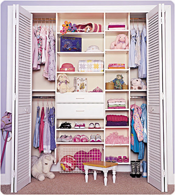 Closet muy peque o ideas y consejos for Closet para cuartos matrimoniales