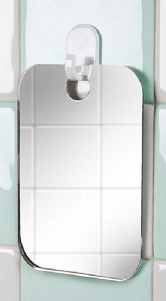 bathroom mirror fog free coffee cats amp retail shavewell fog free shower mirror 16214