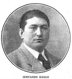 Fotografía de Servando Bango publicada en Mundo Gráfico, 23-5-1917