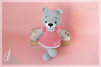 http://lalkacrochetka.blogspot.com/2019/05/bear-elena-mis-elena.html