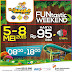 Promo Jungle WaterPark Weekend Akhir Pekan HTM Rp 95 Ribu Plus 4D Cinema