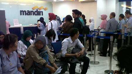 Alamat & Nomor Telepon Bank Mandiri Cabang Jakarta Timur