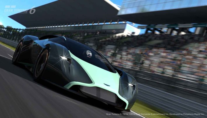 Image 10: Aston Martin DP-100 Vision Gran Turismo