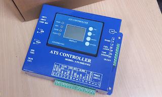 Bộ điều khiển ATS có chức năng SMS