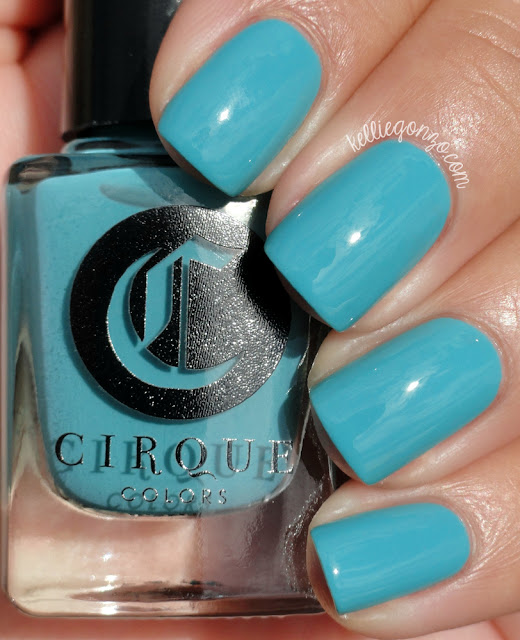 Cirque Colors The Metropolis Collection June 2015 Swatches & Review