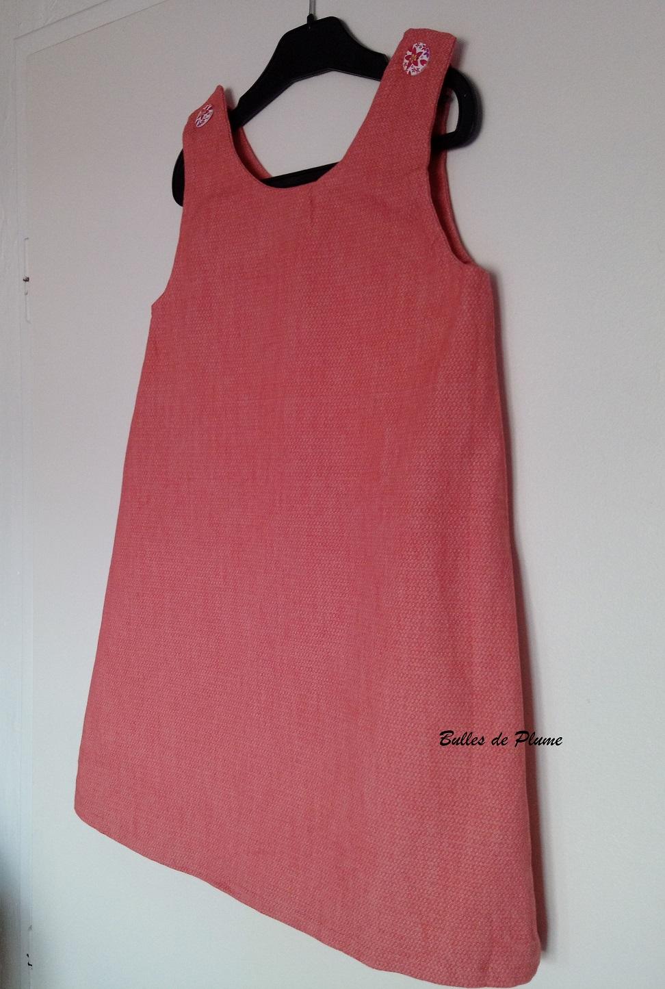 Bulles de plume diy couture facile une robe enfant - Diy couture facile ...