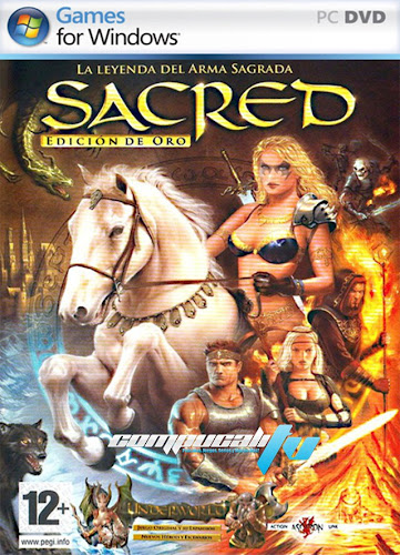 Sacred 1 Gold Edition PC Full Español‏