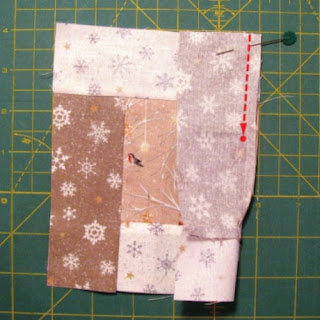 celtic twist block tutorial pic 4