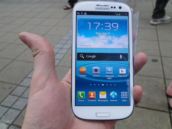 Samsung S3 Desbloquear Galaxy