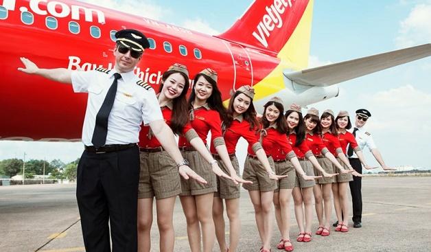 Pramugari Vietjet Air Tak Berbikini ke Indonesia