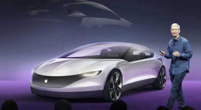 Apple treballarà amb CATL en un projecte relacionat amb els cotxes elèctrics