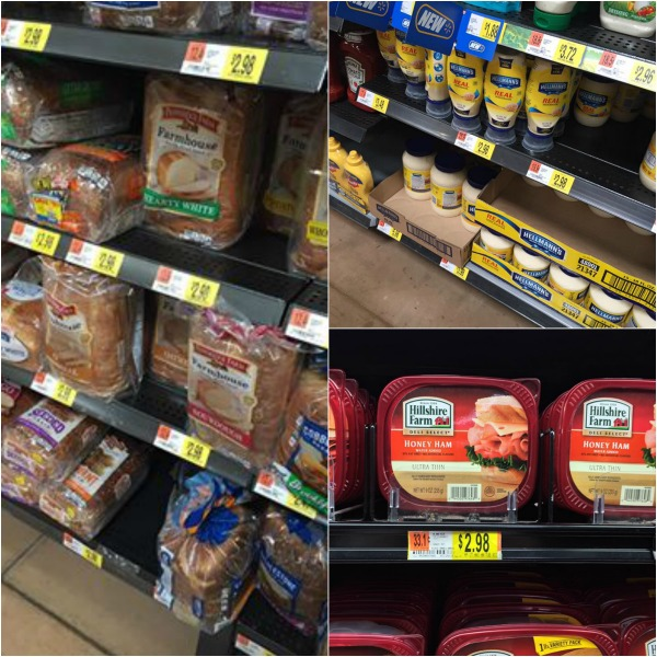 Shopping for Grilled Ham, Egg and Cheese Sandwich