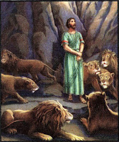 2. Daniel in the Lions' Den