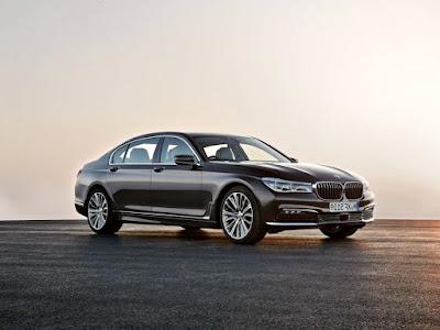 Voiture BMW 750l