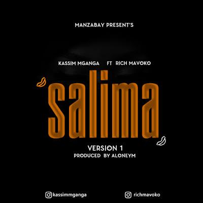 Download Audio | Kassim Mganga ft Rich Mavoko - Salima