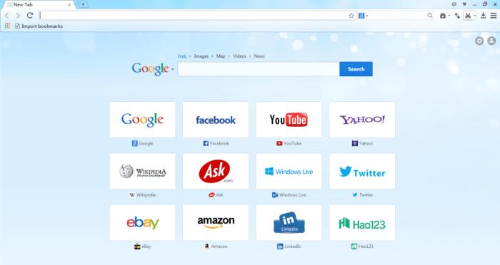 تحميل برنامج تصفح الانترنت Baidu Spark Browser 2016 مجانا