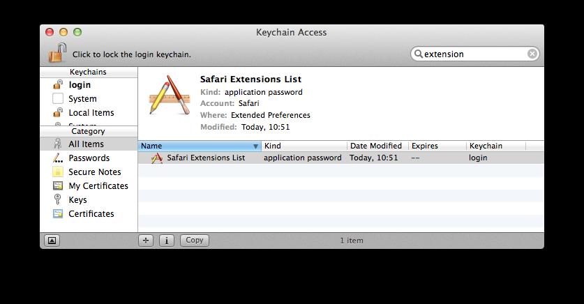 Unable to Install Certain Safari Extensions in Safari