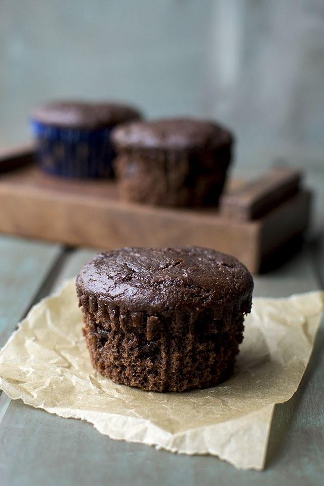 Ricotta Chocolate Muffins