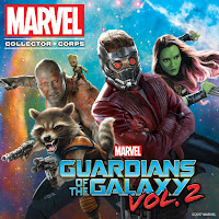 Marvel Collector Corps Guardianes de la Galaxia Vol 2