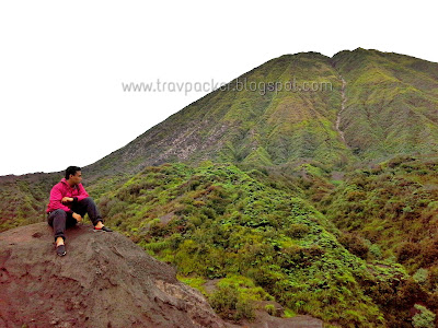 Mount bromo indonesia, the beauty place in east java