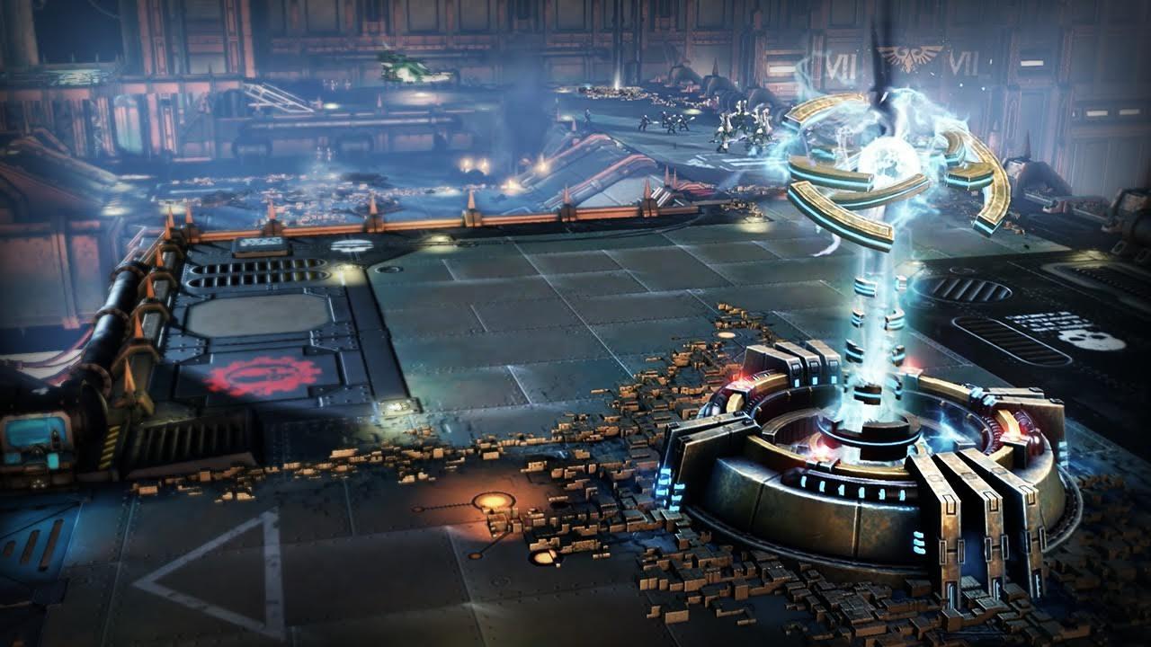 Warhammer 40,000: Dawn of War III nos muestra dos nuevos vídeos centrados en el multijugador
