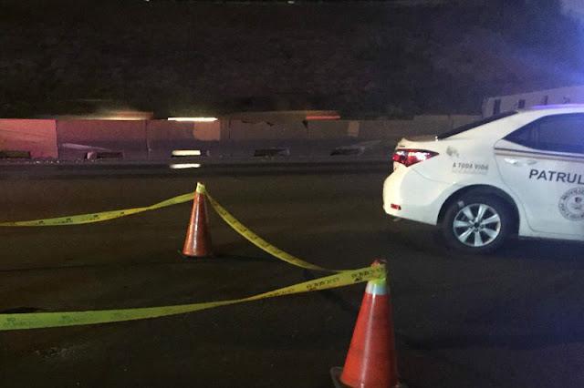 Tiroteo en la autopista Francisco Fajardo con granadas incluidas