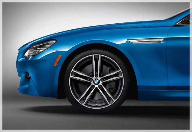 2018 BMW 6 Series Coupe and Convertible Sonic Speed Blue Color Design Refresh