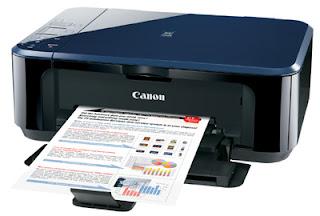Printer yang Hemat Tinta dan Gampang Digunakan Canon PIXMA E500 Ink Efficient