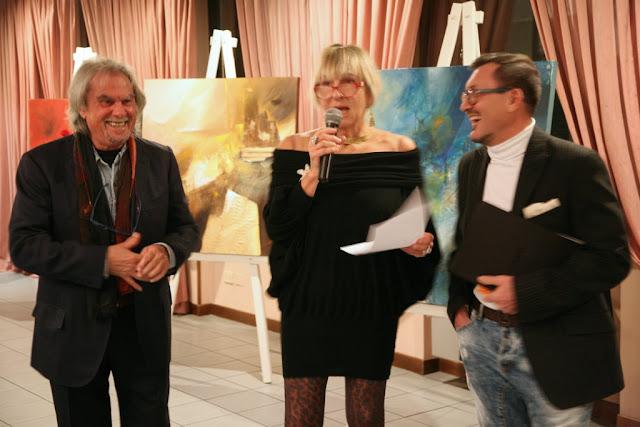 Fausto Minestrini, Rita Castigli, Stefano Chiacchella