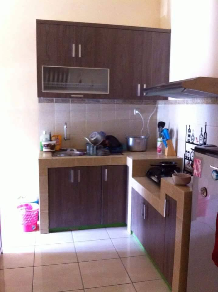 Dapur Minimalis Sederhana Desainrumahid com