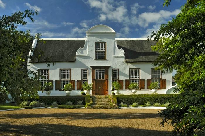 Stellenberg Gardens, antigua granja holandesa