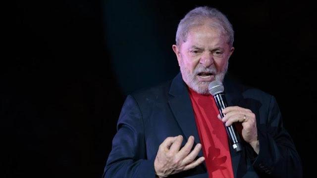 """Lula tilda a Bolsonaro del """"peor representante"""" de Brasil"""