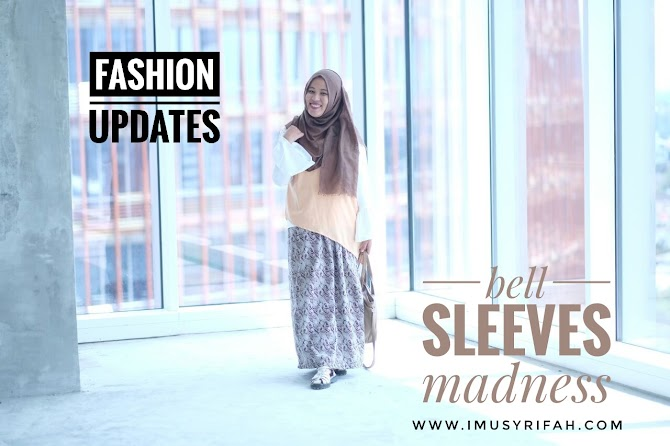 Fashion Trend: Bell Sleeves Madness