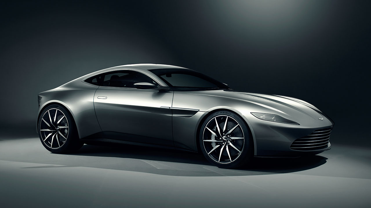 Aston Martin DB10 - Bond Car