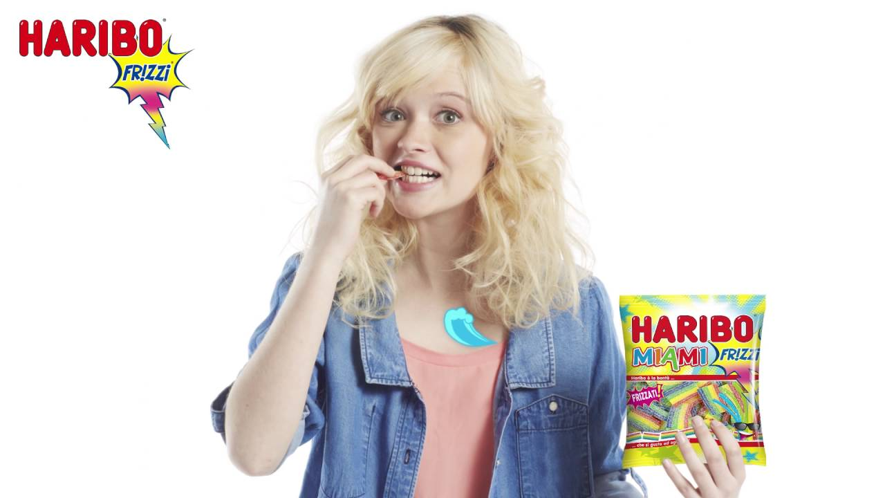 Canzone Pubblicità Caramelle Haribo Frizzi Luglio 2016