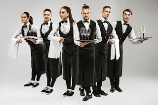Job for  Waiter & Waitress jagiredai