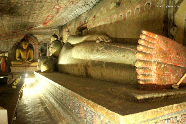 Dambulla Cave Temple Sri Lanka