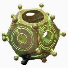 Roman Dodecahedron-3
